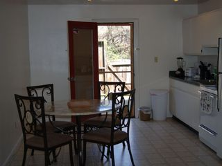 Gettysburg condo photo - Kitchen w door to private deck