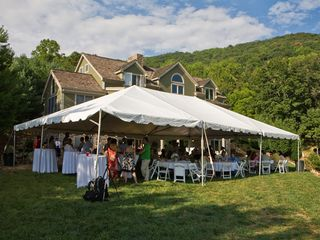 Asheville house photo - Spectacular venue for weddings, family reunions, and corporate affairs.