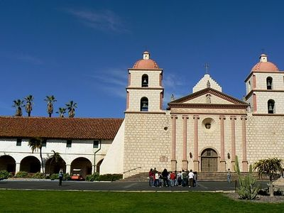 Santa Barbara Mission/Queen of all missions
