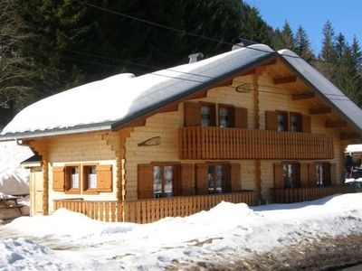 Chalet 15/17 people Chatel farmhouse renovated