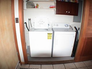Wells house photo - Shared Washer & Dryer