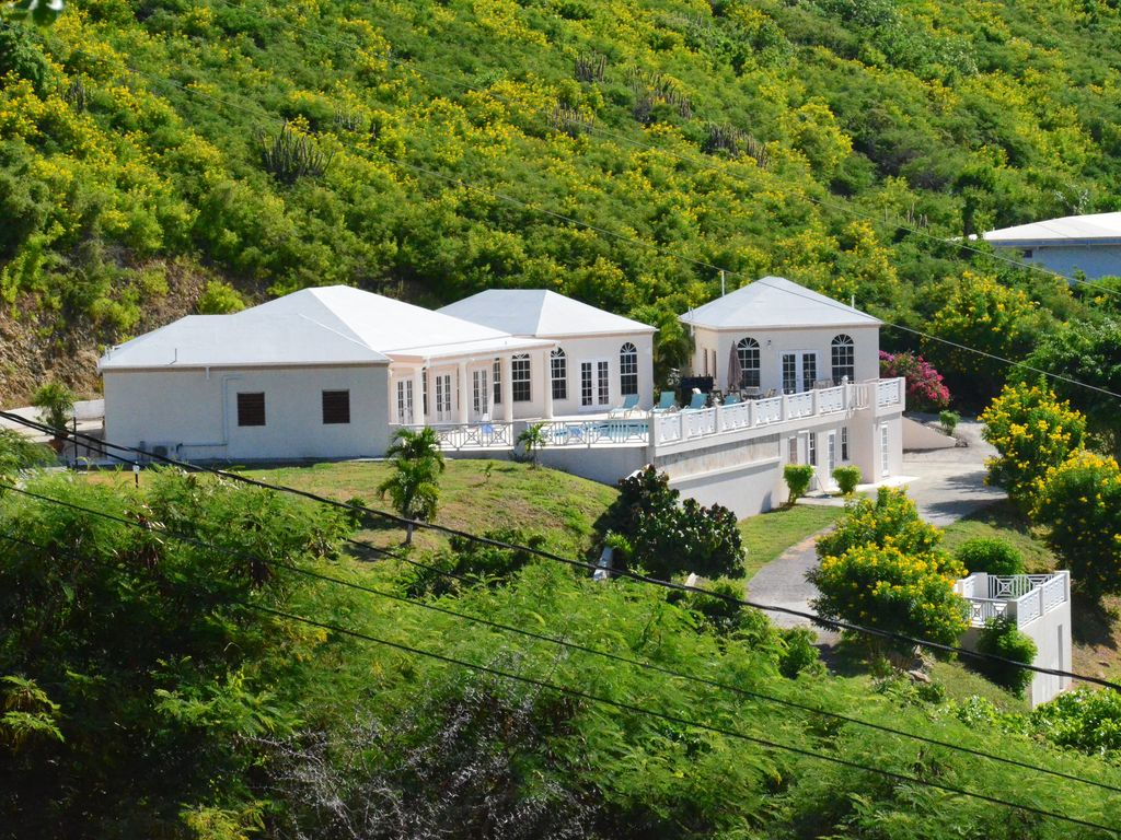 Family friendly private villa caribbean sea amp mountain views with pool