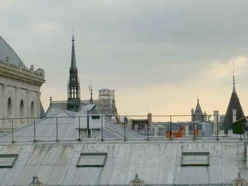 View of St Chapelle