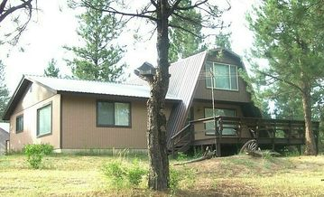 "Cascade cabin rental - The ""Ponderosa"""