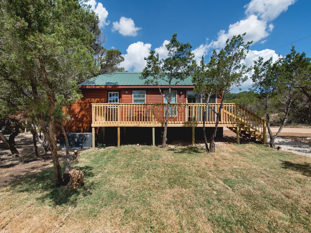 Brand New Hill Country Cabins With Private Homeaway Cabins In Hill Country