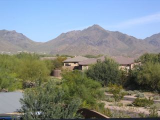 Scottsdale condo photo - Mountain view from patio