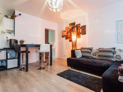 Peaceful apartment, 40 square meters