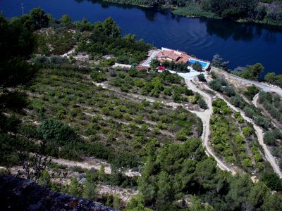 Secluded Finca With Private Swimming Pool, Terraces And Magnificent Views