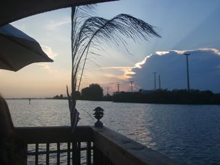 Enjoy the Banana River @ The Sunset Grill!