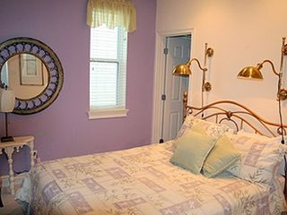 St George Island cottage photo - Luxurious Master Queen Bedroom
