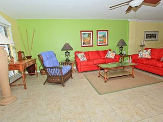 Inlet Reef Club Destin condo photo - Living room view 3
