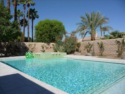 Indian Wells house rental - Brand New Saltwater pool & hot tub