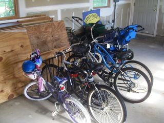 Montauk house photo - Bikes and Strollers For Your Use