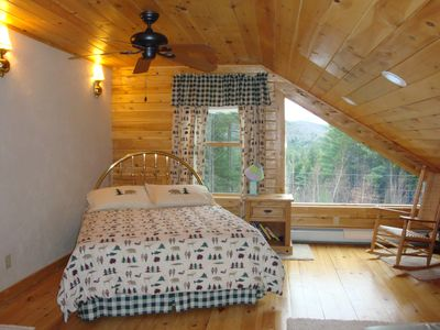 Thornton cabin rental - Cozy Queen Bed, Private Bath attached