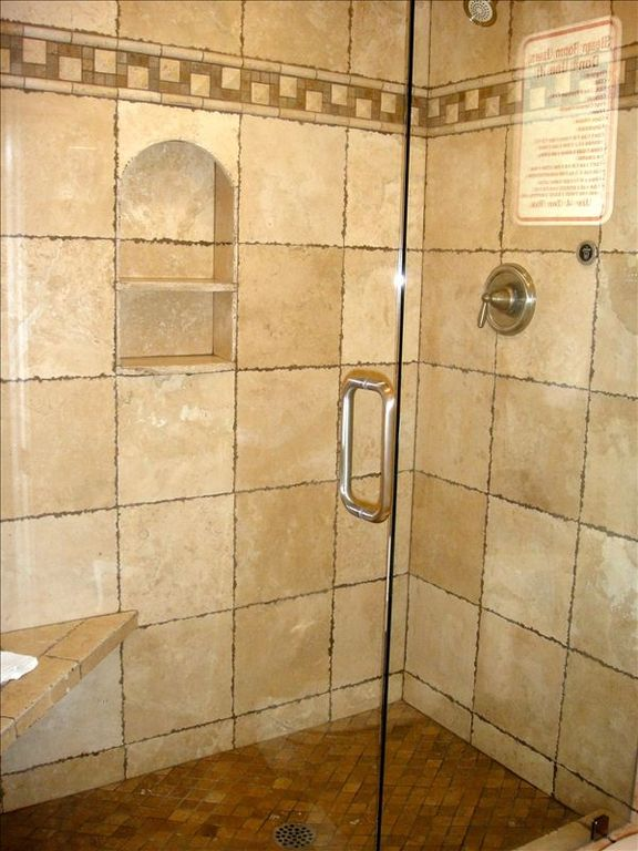 Newly Remodeled Bathroom w/ Steam Shower