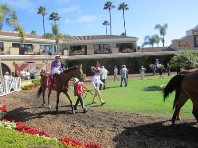 Solana Beach house rental - Del Mar Race Track