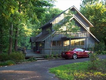 Greers Ferry Lake house rental - Car not included.