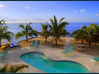 Cudjoe Key cottage photo - Oceanfront