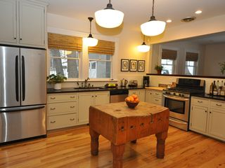 Lenox house photo - Completely stocked & updated kitchen with all the modern conveniences