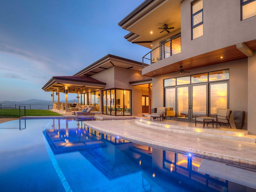 Amazing Hillside Villa with Infinity... - HomeAway Guanacaste