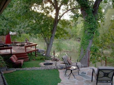 Sedona Creekfront Hideaway ~ a beautiful private home on 2 acres of creek front