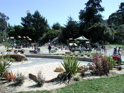 Children's Playground in Golden Gate Park