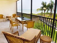 The Most Beautiful View of the Gulf from the Lanai!