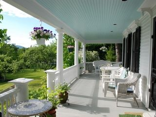 Rockport house photo - The porch