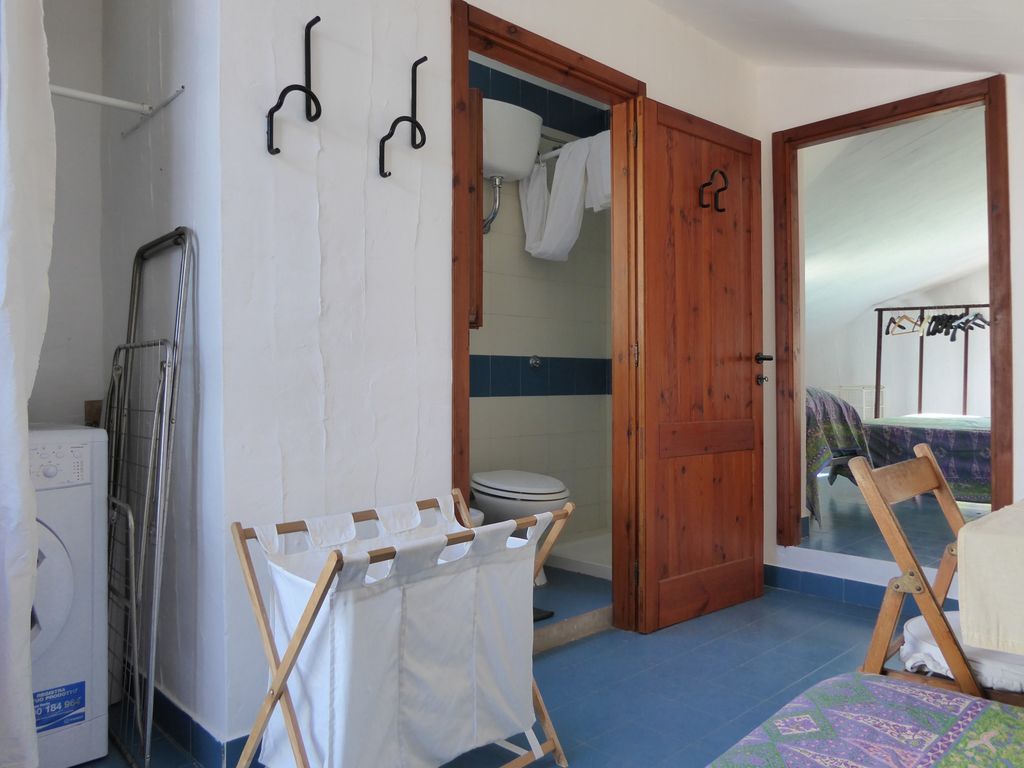 Accommodation near the beach, 100 square meters, , Carloforte, Italy