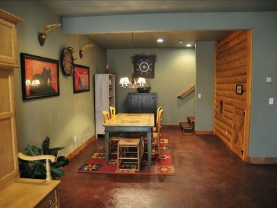 Cripple Creek cabin rental - LOWER LEVEL