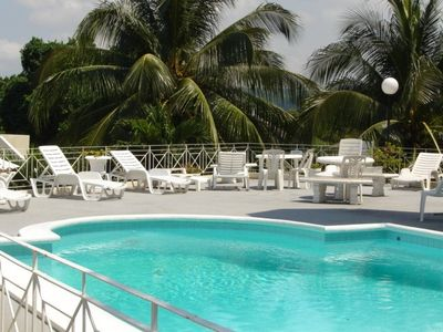 Ocho Rios villa rental - Villa Serenity - Swiming Pool