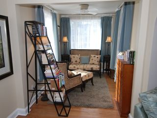 Rehoboth Beach house photo - Devour a classic novel in the snuggly Reading Room