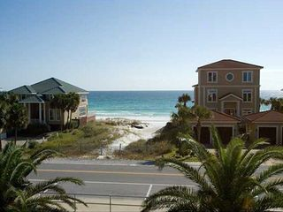 Crystal Shores house photo - Gorgeous ocean views from 3rd floor balcony.