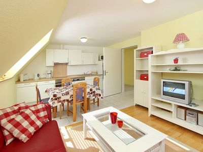 Apartment for 4 persons in quiet and central location!