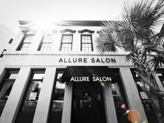Charleston apartment photo - Located Above Allure Salon