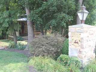 Thurmont house photo - Landscaping compliments this lovely setting