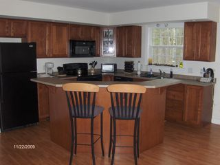 Fryeburg house photo - Kitchen