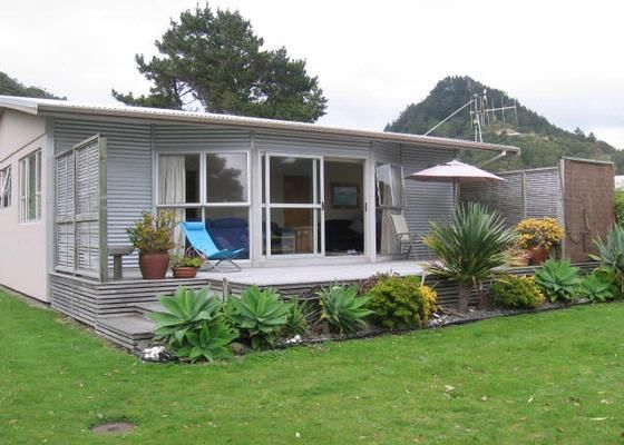 Arjen Robben bungalow in Pauanui, New Zeland