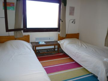 Upper level bedroom