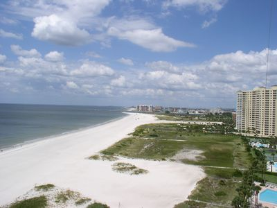 Clearwater Beach and Gulf Views from Private Balcony