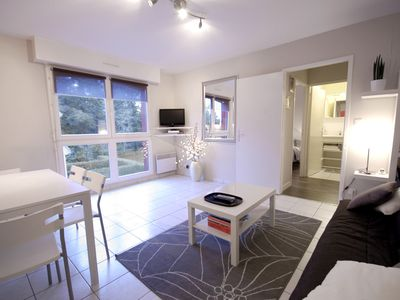 Cosy and Modern Apartment St Malo City,