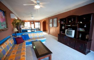 living room area main level - Isla Mujeres house vacation rental photo