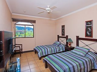 Playa Conchal condo photo - Guest bedroom with private bath and two twin beds