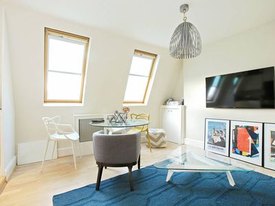 Stylish Apartment in Notting Hill
