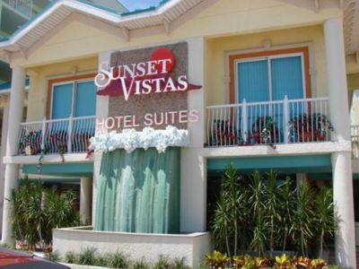 SUNSET VISTAS *Beachfront Suites*