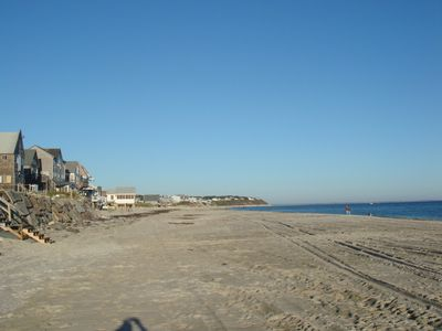Plymouth house rental - Beach