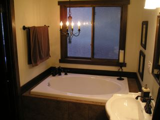 Somers house photo - Master bath