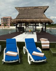 Cancun house photo - .Dock