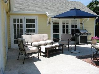 Delray Beach house photo - patio at pool
