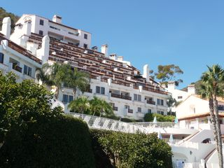 Catalina Island condo photo - Our Building from the Water